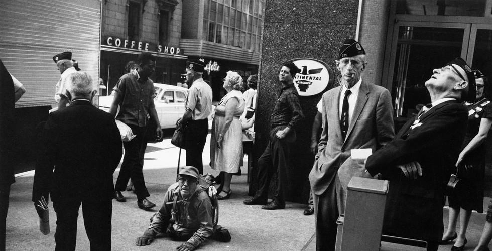 Garry Winogrand, American Legion Convention, Dallas, Texas, 1964