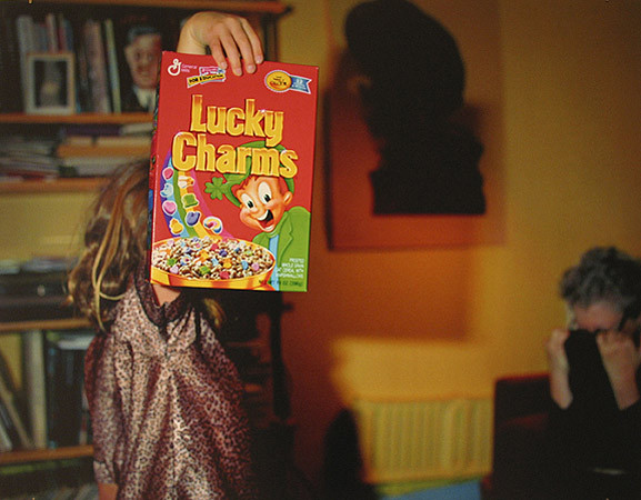 Jim Goldberg, Lucky Charms from Version I, 1974-2004
