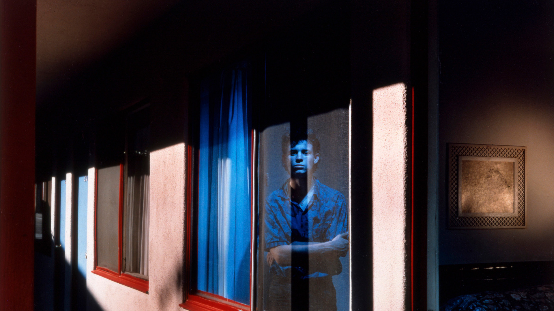 Philip-Lorca diCorcia, William Charles Everlove, 26, Stockholm via Arizona, $40, 1990-92