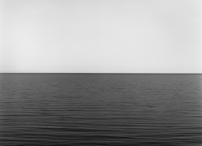 Hiroshi Sugimoto, Lake Superior, Point Isabelle, 2003