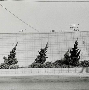 Henry Wessel, Los Angeles, 1972