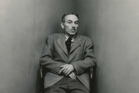 Irving Penn, E.B. White, New York, 1948
