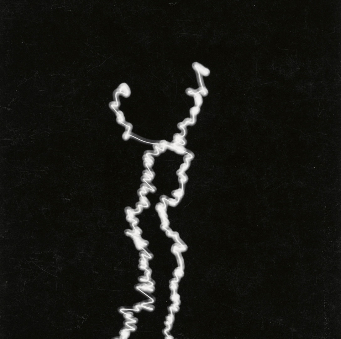 Harry Callahan, Camera Movement on Flashlight, 1946-47