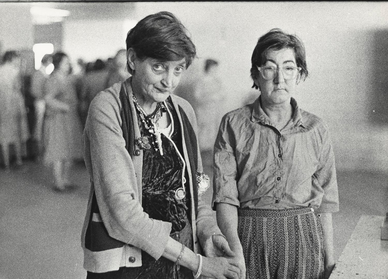 Richard Avedon, Mental Institution #19, East Louisiana State Mental Hospital, Jackson, Louisiana, February 15, 1963