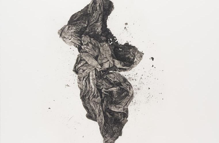 Irving Penn, Twisted Paper, New York, 1975