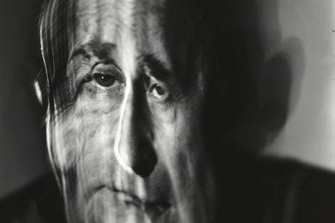 Irving Penn, IP, Photograph of Self (G), New York, 1993