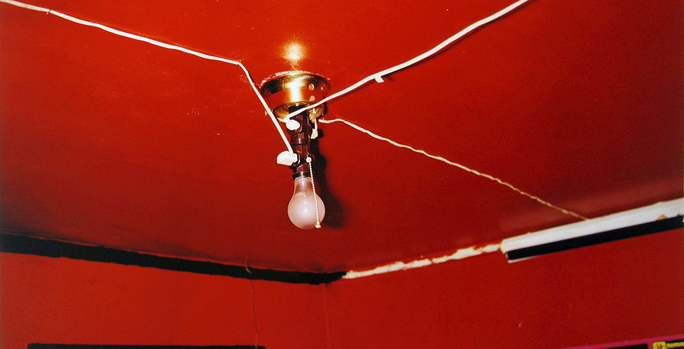 William Eggleston, Greenwood, Mississippi, 1973