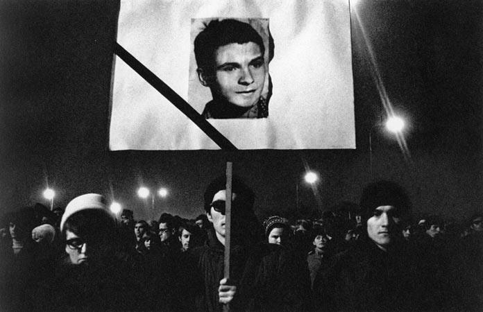 Josef Koudelka, Prague, 1969