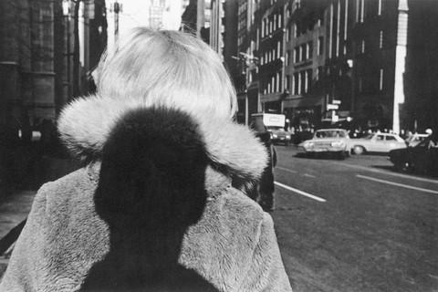 Lee Friedlander, New York City, 1966