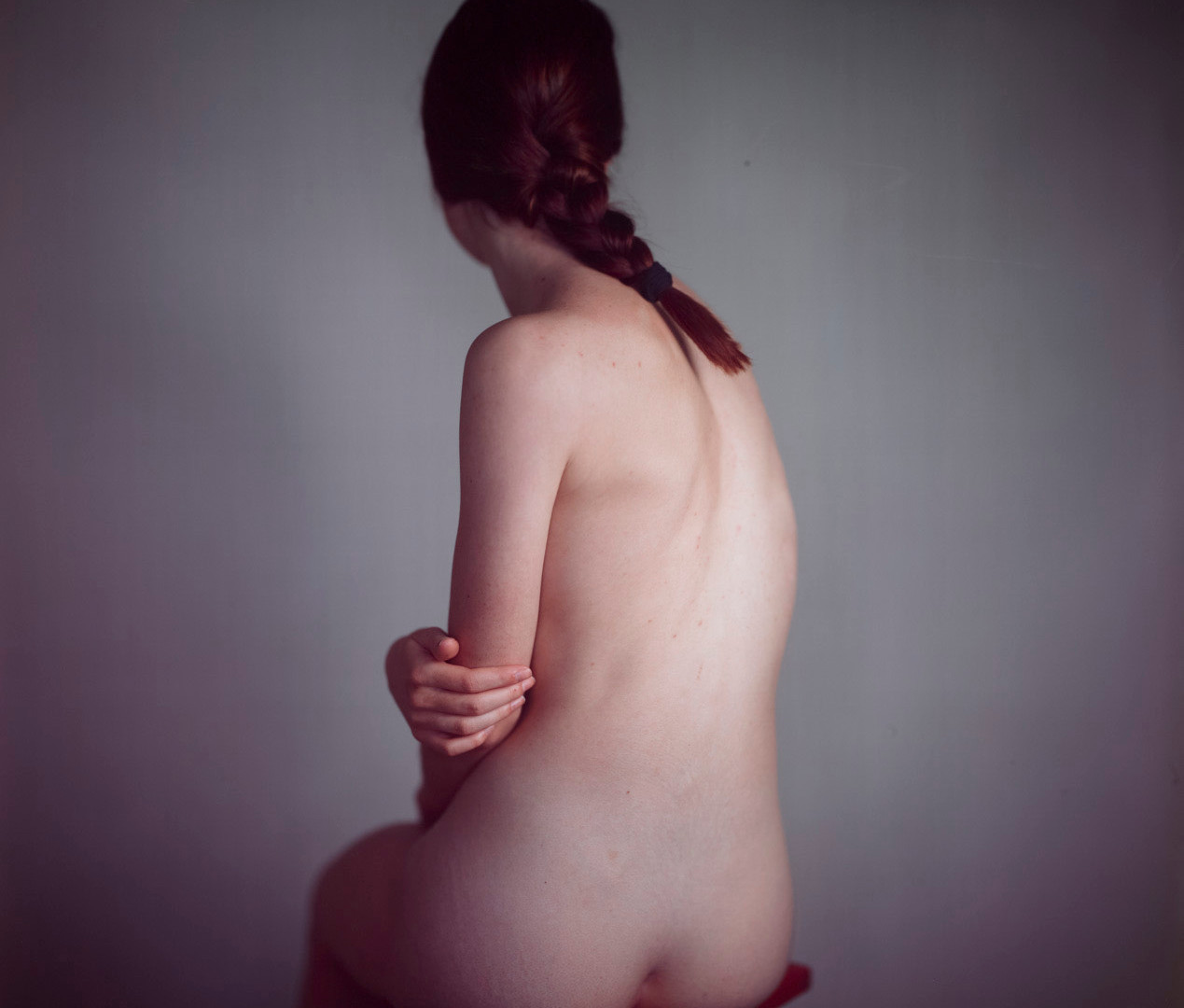 Richard Learoyd, Freya Back, 2014