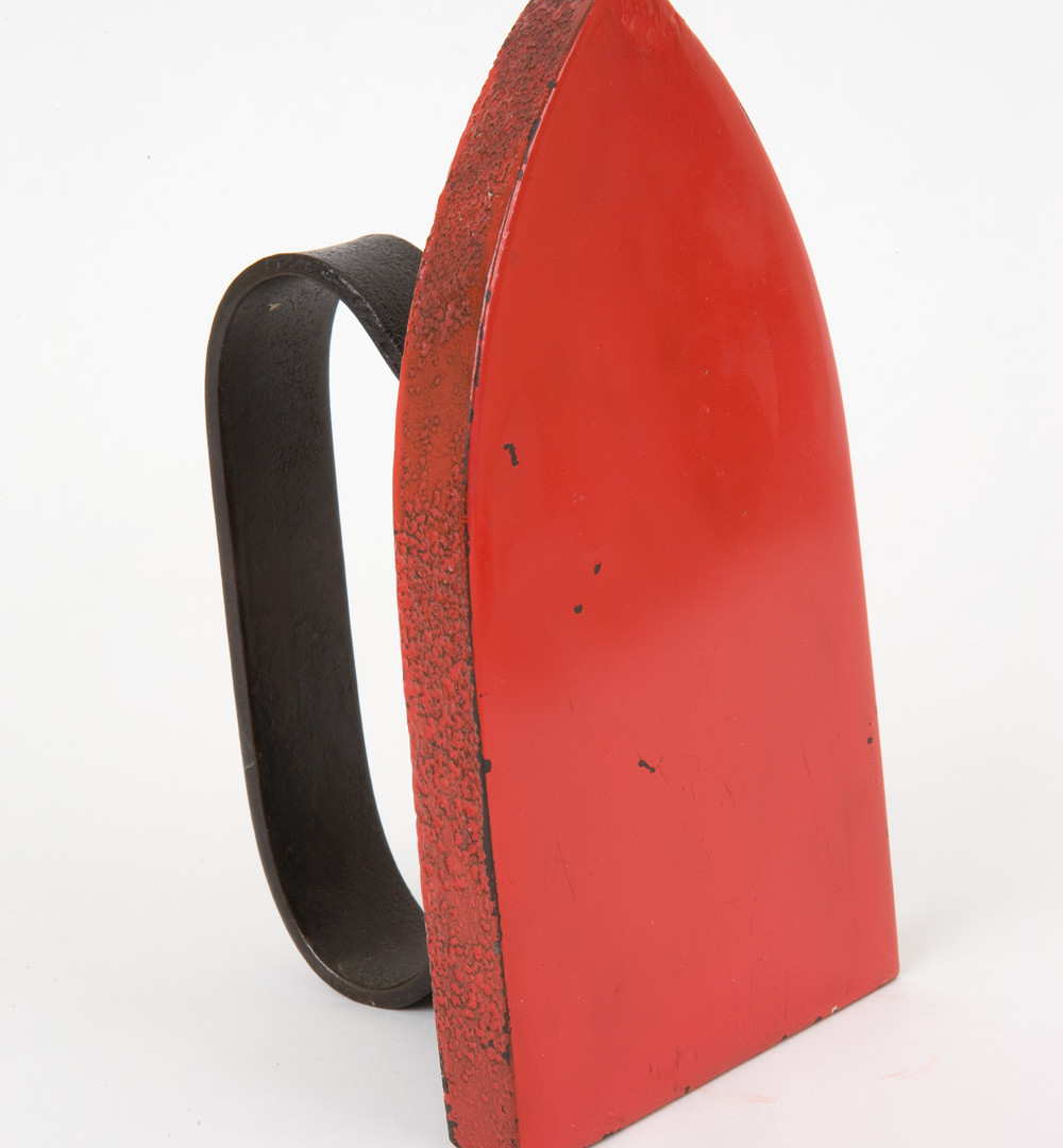 Man Ray (American, 1890-1976), Le Fer Rouge, 1966