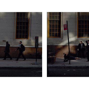 Paul Graham, Fulton Street, 11th November 2009, 11.29.10 am