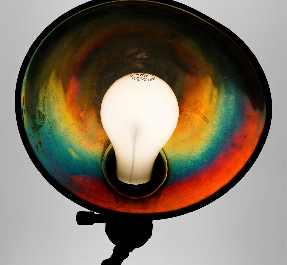 Irving Penn, Bedside Lamp, New York, 2006