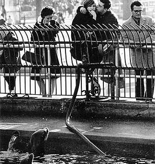 Garry Winogrand, Central Park Zoo, New York City, ca. 1963