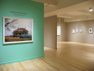 William Christenberry: House and Car and