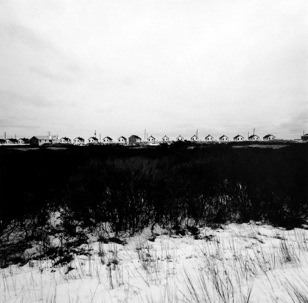 Harry Callahan, Cape Cod, 1973