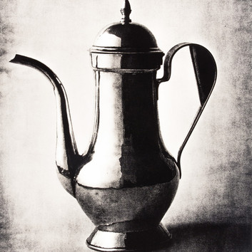 Irving Penn, Coffee Pot, New York, 2007