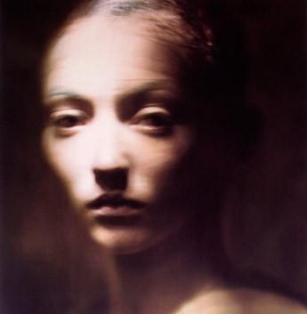 Paolo Roversi, Audrey, Studio 9 rue Paul Fort, Paris, 1996