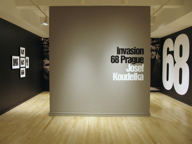 Josef Koudelka: Invasion 68 Prague   Judith Joy Ross: Protest