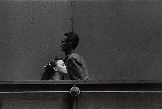 Harry Callahan, Chicago, 1960