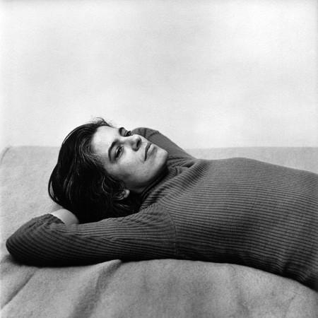 Peter Hujar, Susan Sontag, 1975
