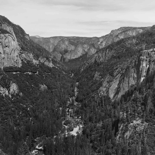 Richard Learoyd, Yosemite I, 2018