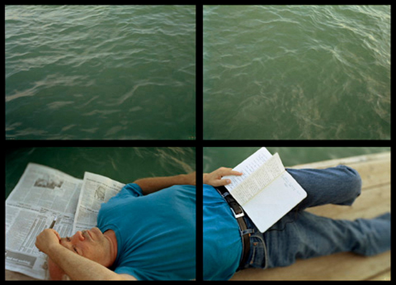 JoAnn Verburg, Poet Under Water (Venice), 2003