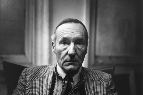 Peter Hujar, William Burroughs (II), 1975