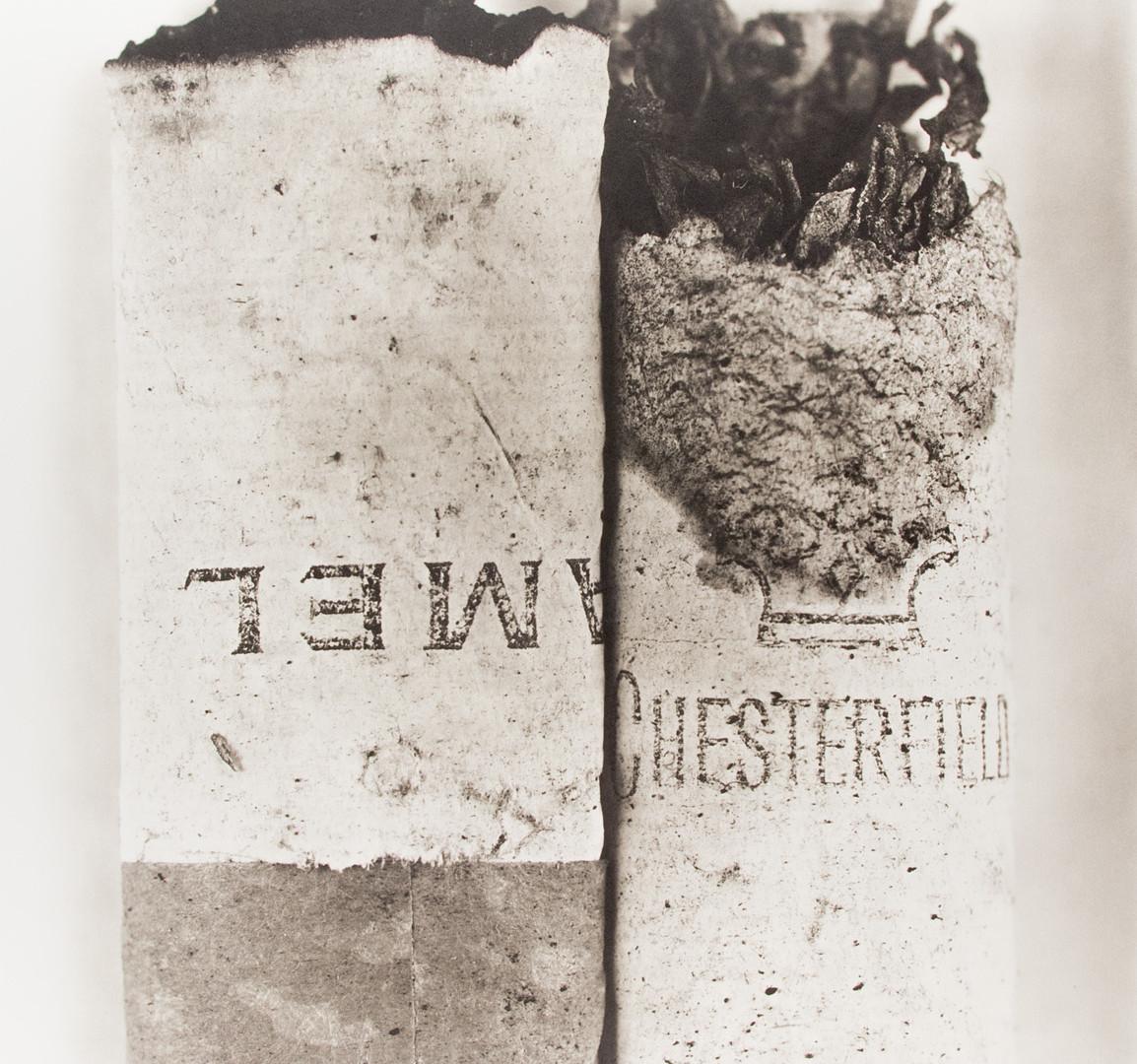 Irving Penn, Cigarette No. 37, New York, 1972
