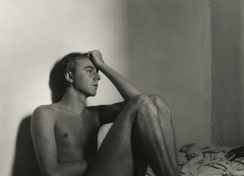 Peter Hujar, René Ricard, 1978