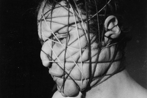 Lucas Samaras, AutoPolaroid, 1969-71