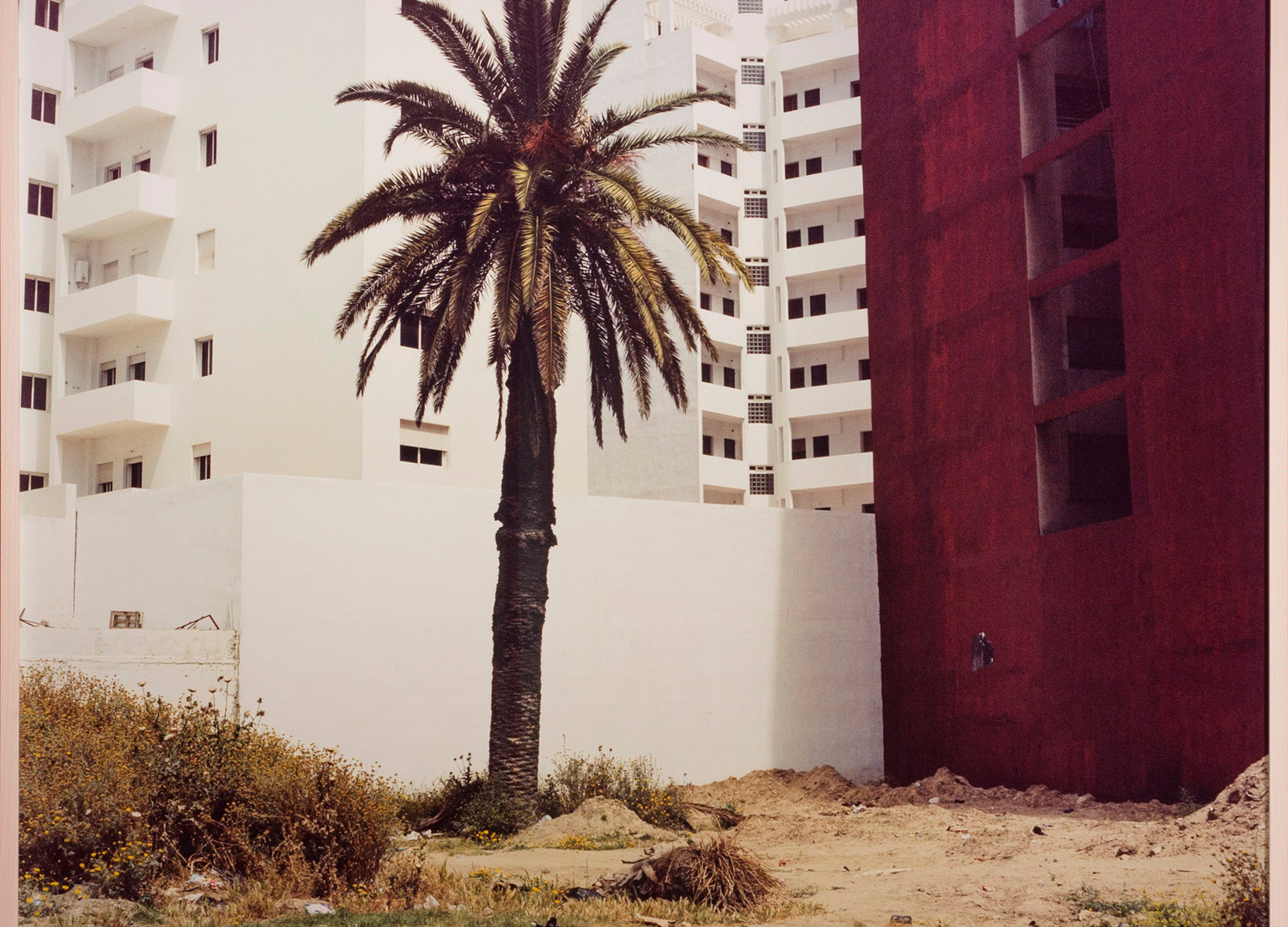 Yto Barrada, Terrain Vague No 4, Tangier (Vacant Plot No 4, Tangier), 2009