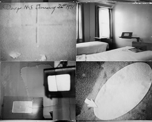 Robert Frank, St. Ritas Hospital, Sidney, Nova Scotia, January 20, 1991