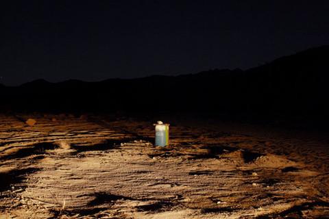 Richard Misrach, Agua #16, Carizzo Creek, California / Agua no. 16, arroyo Carrizo, California, 2014