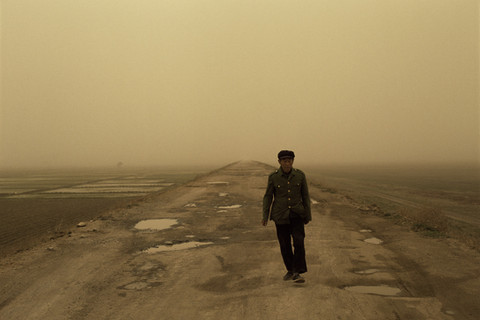 Hai Bo, Passing Traveler, 2008