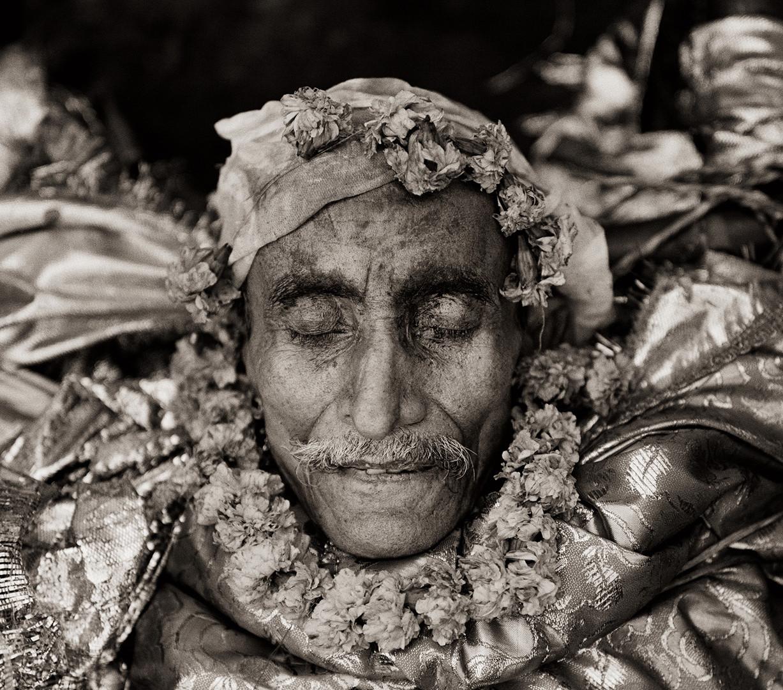 Fazal Sheikh, Ether Portrait, 2008-2011