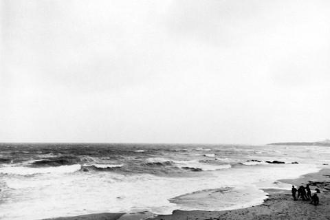 Harry Callahan, Block Island, 1972