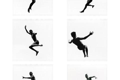 Aaron Siskind, Pleasures and Terrors of Levitation, 1954-56