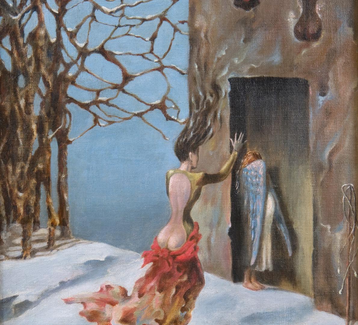 Dorothea Tanning (American, b. 1910), Moeurs Espagnoles, 1943