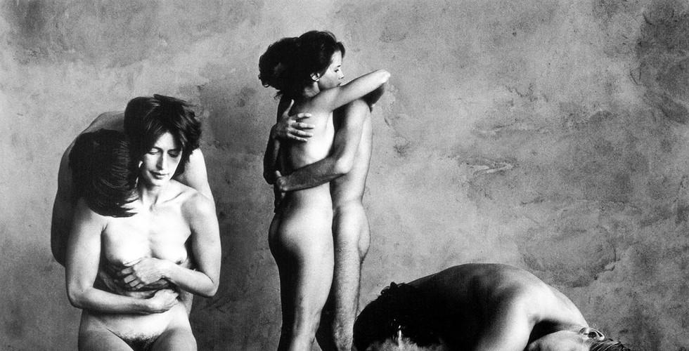 Irving Penn, The Bath (O) (Dancers Workshop of San Francisco), San Francisco, 1967