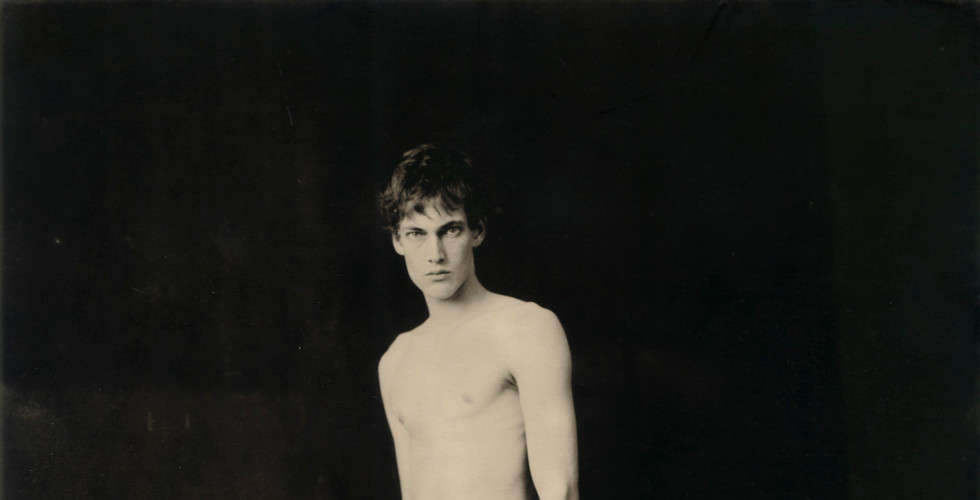 Paolo Roversi, Tobias, Studio 9 rue Paul Fort, Paris, November 21, 2003