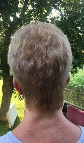 Kurz Haarschnitt
