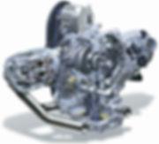 BMW 1200cc BOXER ENGINE