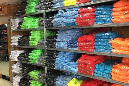 חולצת מועדון דרייפיט פולו, מידות S - 3XL