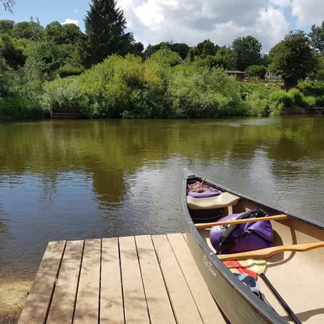 Where can I hire a canoe near me?