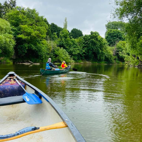 Is canoeing good exercise?