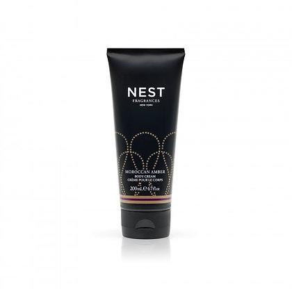 NF - Moroccan Amber Body Cream