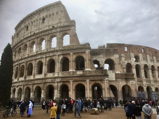 An Alien in Spain visits - Italy (Rome & Vatican City)
