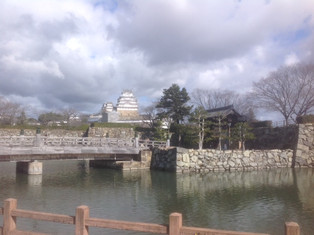 An Alien in Spain - Visits Japan (Himeji)