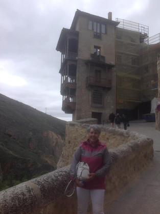 An Alien in Spain Visits - Spain Cuenca Region